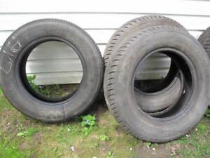 2 ensembles de pneus 14 ''