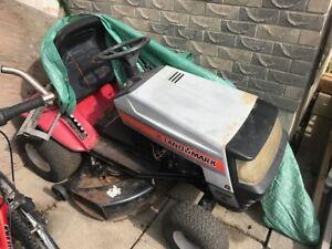 Landmark Lawn Tractor