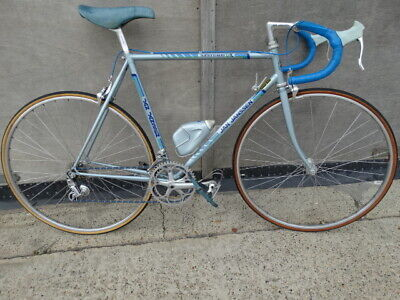 56cm 1982 JAN JANSSEN AERO TUBED SHIMANO 600AX GROUPSET MAVIC WHEELS BICYCLE
