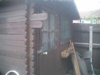 SUMMER HOUSE LOG CABIN
