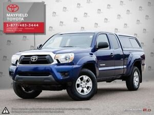 2015 Toyota Tacoma SR5 LEATHER HEATED SEATS V6