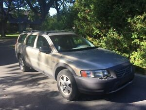 2003 Volvo XC (Cross Country) Wagon