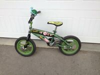 "Toy Story 14"" boys Bicycle"