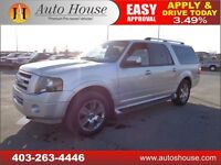 2010 FORD EXPEDITION MAX LEATHER SUNROOF CAM
