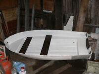 fibreglass dinghy for sale