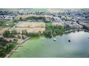 A rare offering of a multi-family site on Okanagan Lake