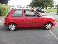 Nissan Micra 1.0 16v 1999MY Profile