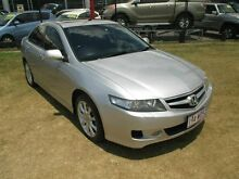 2006 Honda Accord Euro CL MY2006 Luxury Silver 6 Speed Manual Sedan Kippa-ring Redcliffe Area Preview