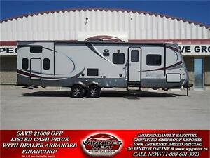 2013 FOREST RIVER Wildcat Maxx M-29BHS with 4 Pc Bath