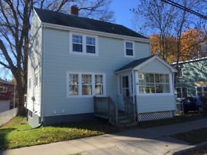 DOWNTOWN DARTMOUTH FULLY RESTORED CHARACTER HOME