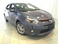 2015 Toyota Corolla LE CVT Upgrade Package