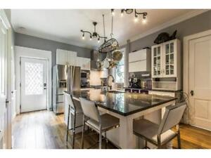 Luxe & Pet Friendly with Patio & Yard in Century Home