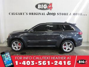 2014 Jeep Grand Cherokee SRT | HEMI | Heated Seats | Bluetooth