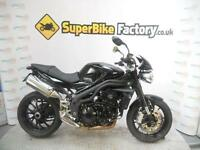 2009 09 TRIUMPH SPEED TRIPLE 1050