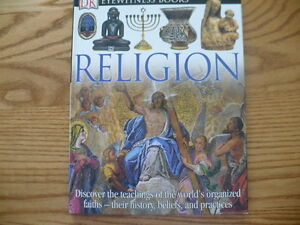 Eyewitness Hard Cover Religion Book