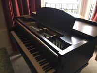 Challen Baby Grand piano £350.00