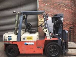 Nissan EEZWGF03A40u Diesel Counterbalance Clayton South Kingston Area Preview