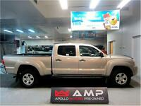 2008 Toyota Tacoma 4WD Double Cab V6 with Accessories Clean