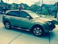 2008 Acura MDX SUV 3.7L Technology Package