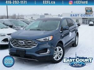 2019 Ford Edge SEL| Co-Pilot 360| Winter PKG,ACTIVE X SEATING