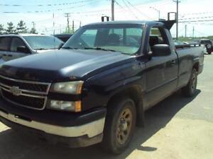 2006 CHEVROLET SILVERADO 1500 4X4