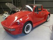 1972 Volkswagen Beetle Red 4 Speed Manual Convertible Pooraka Salisbury Area Preview