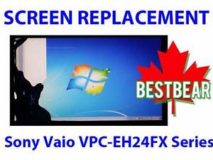 Screen Replacment for Sony Vaio VPC-EH24FX Series Laptop