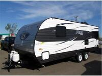 NEW 25 FT PLAOMINO CANYON CAT 20 RDC LITE TRAVEL TRAILER