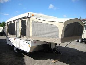 Tente roulotte Starcraft, modèle 2414, 2006, 23.5 pieds ouv
