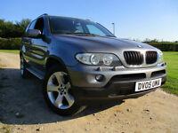 BMW X5 3.0i auto Sport 4x4