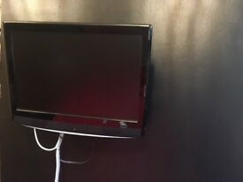 TV with DVD built in