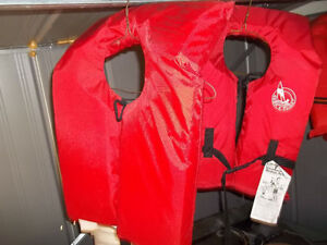Canadian Approved Lifejackets