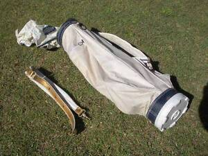 Golf Bag with extra shoulder strap $12 Albion Brisbane North East Preview