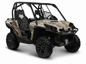 Used 2015 Can-Am Canam Commander 1000XT Camo