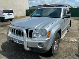 2008 Jeep Grand Cherokee WH Laredo (4x4) Silver 5 Speed Automatic Wagon Hoppers Crossing Wyndham Area Preview