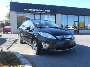 FORD FIESTA SEL 2012 **TOIT OUVRANT**