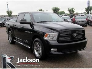 2012 Ram 1500 Sport 4WD- NAV, Sunroof, Heated/Cooled Leather!