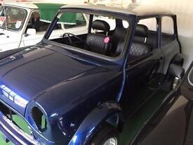 Austin Mini **Fully Renovated Resprayed In Thati Blue**