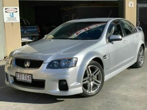 2012 Holden Commodore 2 SV6 Silver 6 Speed Automatic Sedan Burleigh Heads Gold Coast South Preview