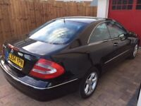 Mercedes-Benz CLK320 3.2 VERY CLEAN - VERY LOW MILEAGE