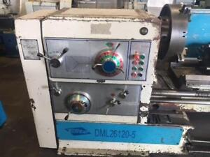 (USED) LATHE / ELITE 26 x 120""