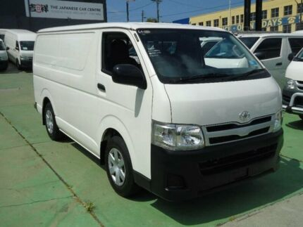 2011 Hyundai iLOAD TQ MY11 Crew White 5 Speed Automatic Van Canada Bay Canada Bay Area Preview