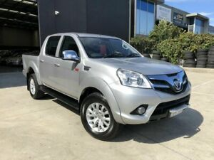 2015 Foton Tunland P201 Silver 5 Speed Manual Utility