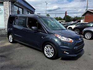 2014 Ford Transit Connect Wagon XLT FAMILIAL NAVI+CAMERAS 7 SEAT