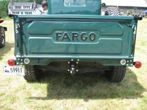 Wanted Fargo or dodge tail gate