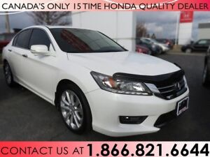 2015 Honda Accord TOURING | 1 OWNER | NO ACCIDENTS | TINT |ALL