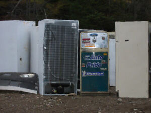 FREE appliances and scrap metal drop off FREE