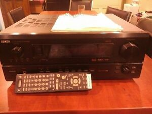 Denon AV-3803 Surround Receiver
