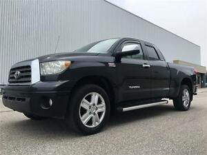 2007 Toyota Tundra Limited Navigation-Black/ Orange (S O L D)