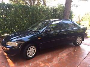 1998 Ford Laser Sedan - One Owner PRICED TO SELL Davidson Warringah Area Preview